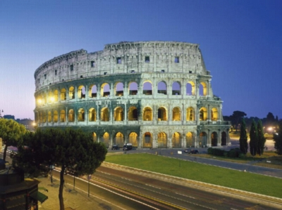 Colosseum - 1000pc Jigsaw Puzzle By Clementoni