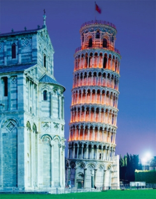Pisa - 1000pc Jigsaw Puzzle By Clementoni