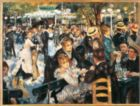 Le Moulin de la Galette - 1000pc Jigsaw Puzzle By Clementoni