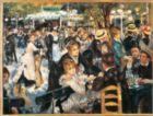 Le Moulin de la Galette - 1000pc Jigsaw Puzzle By Clementoni