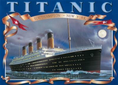 Hard Jigsaw Puzzles - Titanic