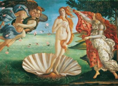 Hard Jigsaw Puzzles - Birth of Venus