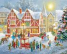 Christmas Festival - 1000pc Jigsaw Puzzle by Springbok