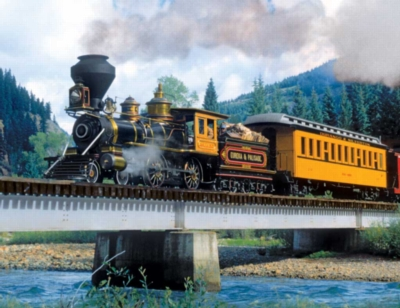 Durango Express - 500pc Jigsaw Puzzle by Springbok