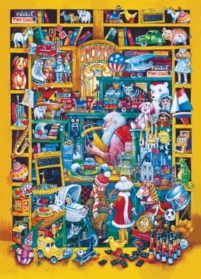 Springbok Jigsaw Puzzles - Toys & Tots