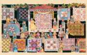 The Quilting Show Circuit - 1000pc Jigsaw Puzzle by Sunsout