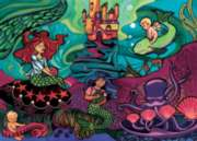 Mermaid Princess - 20pc Tray Puzzle by Cobble Hill