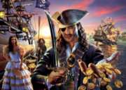 Pirate Gold - 1000pc Jigsaw Puzzle by Cobble Hill