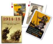 The Great War (1914-1918) - Playing Cards