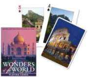 Wonders of the World I - Playing Cards