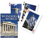 Wonders of the World II - Playing Cards