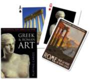 Greek & Roman Art - Playing Cards