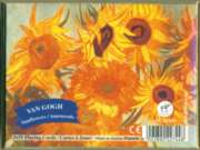 Sunflowers By Van Gogh - Double Deck Playing Cards