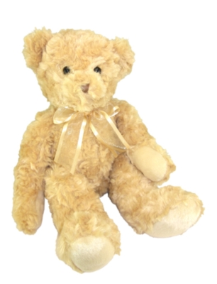 "Musical Tender Teddy - 9.5"" Bear By Douglas Cuddle Toys"
