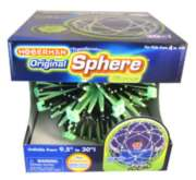 Hoberman Sphere - Firefly (Glow-in-the-Dark)