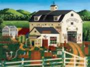 Art Polin: Jodi's Antiques Barn - 1000pc Jigsaw Puzzle By Buffalo Games