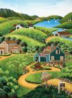 Art Polin: To the Barns - 1000pc Jigsaw Puzzle By Buffalo Games
