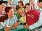 Soda Fountain - 1000pc Jigsaw Puzzle By Buffalo Games