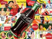 Always Coca-Cola - 1000pc Jigsaw Puzzle By Buffalo Games