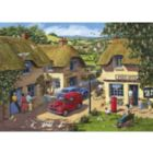 Country Life - 1000pc Jigsaw Puzzle by Falcon