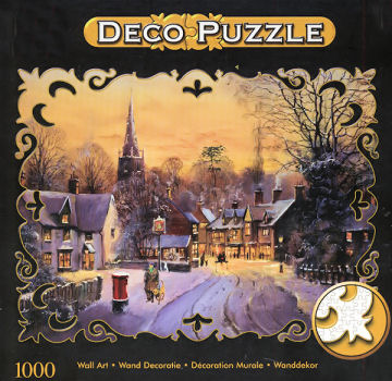 Late Stroll - 1000pc Jigsaw Puzzle by Jumbo