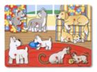 Pets - 8pc Wooden Peg Puzzle By Melissa & Doug
