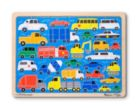 Beep Beep - 24pc Jigsaw Puzzle By Melissa & Doug