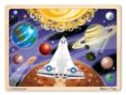 Space Voyage Jigsaw - 48pc Jigsaw Puzzle by Melissa & Doug