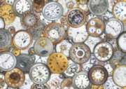 Hard Jigsaw Puzzles - Timepieces