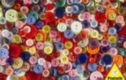 Buttons - 1000pc Jigsaw Puzzle by Piatnik
