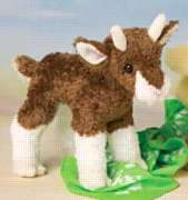 Buffy Baby Goat - 6'' Goat by Douglas Cuddle Toys