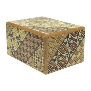 3 Sun, 4 Step: Yosegi - Japanese Puzzle Box