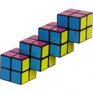 Quadruple 2x2 Cube - Puzzle Cube