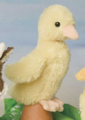 Slicker Baby Duck - 6'' Duck By Douglas Cuddle Toys