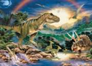 Dinosaur Times -  60pc Jigsaw Puzzle For Kids by Ravensburger