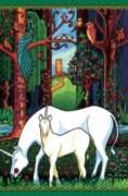 Unicorn Forest - 180pc Jigsaw Puzzle by Cobble Hill