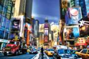 Times Square - 234pc TDC Miniature Jigsaw Puzzle