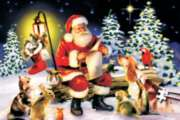 Naughty or Nice - 234pc TDC Miniature Jigsaw Puzzle