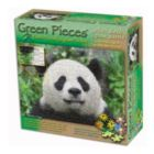 Green Pieces: I Need A Hug - 500pc TDC Photomosaic & Earth-Friendly Jigsaw Puzzle