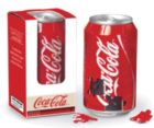 3D Can Puzzle - 40pc Coca-Cola Jigsaw Puzzle by Springbok