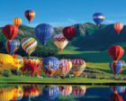 Balloon Bonanza - 1000pc Jigsaw Puzzle by Springbok