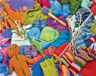 Knit Knacks - 1000pc Jigsaw Puzzle by Springbok