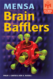 Mensa Brain Bafflers, 320 pages (Paperback)