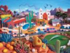 The Land of Az - 500pc Jigsaw Puzzle By Sunsout