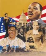 Black History - 550pc Jigsaw Puzzle By Sunsout