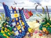 Large Format Jigsaw Puzzles - Seaside Summer