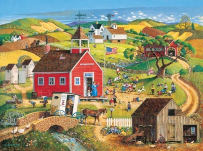 Golden Rule - 1000pc Jigsaw Puzzle by Sunsout