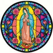 Our Lady of Guadalupe - 1000pc Jigsaw Puzzle By Sunsout