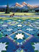 Jigsaw Puzzles - Mountain Vigil