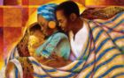 Keith Mallett: Precious Love - 1000pc Jigsaw Puzzle By Sunsout